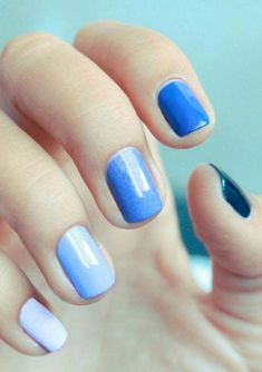 Best Blue Nail