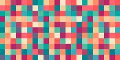 Quadrados Cherokee/Squares Cherokee   #estampa #print #pattern #color #colorful #beautiful #cores #geometric  www.lemodiste.com