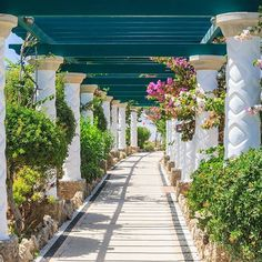 Rhodes, Rodos ....Don't miss the popular Kallithea Springs for some relaxing moments!  #VisitGreece #Greece #Rhodes