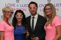 Love & Lust London - Launch event 20.05.2013 @ Beaufort House www.loveandlustlondon.com