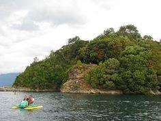 La península de Lican Ray