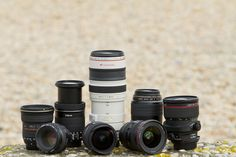 Canon Lenses: What You Need to Know