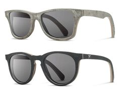 Shwood – Stone Eyewear Collection