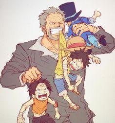 One Piece Comic, One Piece Fanart, One Piece Anime, One Piece Images, One Piece Pictures, One Piece Crew, One Piece Drawing, Ace Sabo Luffy, One Piece Luffy