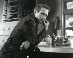 Deep in Thought Diner Newman
