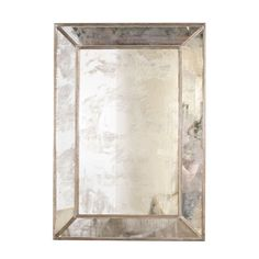 Worlds Away Dion Antique Silver Leaf Mirror – CLAYTON GRAY HOME
