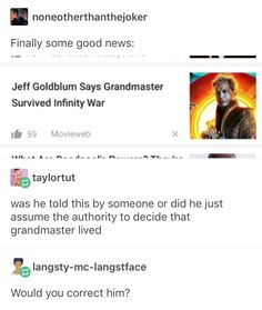 Do you guys watched the last scene in Thor Ragnarok? After the Credits(there is were he appeared alive). Way after Thor and Loki are seen in space. Marvel Memes, Marvel Dc Comics, Marvel Actors, The Villain, Infinity War, Marvel Cinematic Universe, Marvel Avengers, Fandoms, Baby Loki