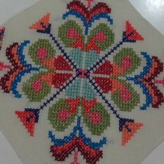 This post was discovered by im Small Cross Stitch, Cross Stitch Borders, Cross Stitch Samplers, Cross Stitch Charts, Cross Stitching, Cross Stitch Patterns, Embroidery Hoop Art, Cross Stitch Embroidery, Palestinian Embroidery