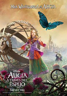 LIMA VAGA: VIDEO: Mira el nuevo trailer de Alicia a Través de...