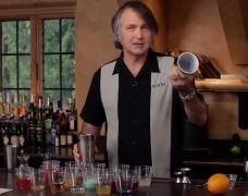 Videos - The Cocktail Spirit with ROBERT HESS is dedicated to the creation of quality classic cocktails. Watch as he mixes up cocktail recipes from the past using the best ingredients.