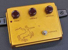 KLON Centaur Gold Short Tail