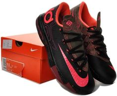 new product 19ada 44e21 Meteorology Cheap Nike KD VI 6 Shoes For Sale Black Atomic Red Medium Olive  Fire Red