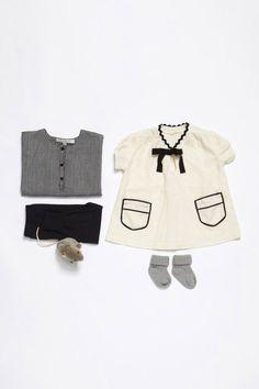 Hove Baby Dress - Caramel Baby & Child