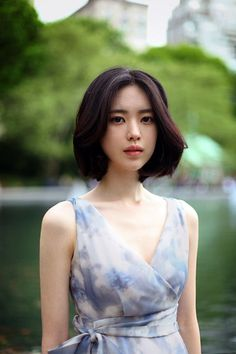 Trendy Asian Hairstyles For Women& 2019 - Asian Hairstyles 2019 - Girl Short Hair, Short Hair Cuts, Shot Hair Styles, Long Hair Styles, Korean Beauty, Asian Beauty, Korean Short Hair, Beautiful Asian Girls, Ulzzang Girl