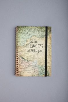 Great book for Journaling our adventures!