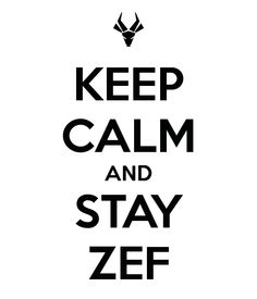STAY ZEF!! it's that next level shit