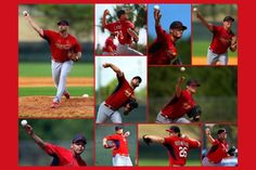 The Cardinals Starting rotation is in here somewhere...Waino will definately be the #1...can't wait to watch the rest of these boys battle it out in Spring Training to make up the rest of the starting rotation... :)
