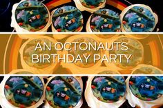 """An Octonauts Birthday Party"""