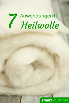 Heilwolle - erstaunliches Naturheilmittel nicht nur für Frauen Healing wool has anti-inflammatory and blood circulation. Here you can find out in which cases and how you can use them for healing purpo Childhood Obesity, Baby Care Tips, Baby Health, Newborn Care, Natural Home Remedies, Health Remedies, Herbal Remedies, Good To Know, Natural Health