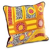 Cushion Covers   Recycled Gifts   Fair Trade Homewares Design by Murray George $34.95 To place an order for thiis beautiful cushion cover, click on the link below http://www.oxfamshop.org.au/homedecor/cushion-covers #oxfamshop #fairtrade #shopping #homedecor #cushioncovers