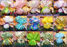 ArteConsciente.net é um blog para divulgação e venda dos mimos confeccionados artesanalmente por Renata Marengo.