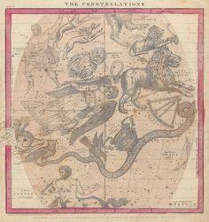 Astrology art Zodiac constellation Astrology от AstrologyZodiac