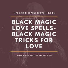 Get your love back with my bewitching spell works perfectly well when someone you're obsessed with breaks your heart, your life becomes depressed, sad, disappoi Are Psychics Real, Black Magic Love Spells, Psychic Powers, Money Spells, Still In Love, Getting Back Together, Madly In Love, Got Off, Holistic Healing