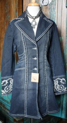 Great short duster