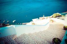 Stairway.. Santorini, Greece