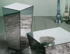 Designer Italian Luxury High End Coffee Tables: Nella Vetrina