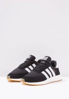 bdbe27cdfce INIKI RUNNER - Sneakers laag - core black white   Zalando.be 🛒