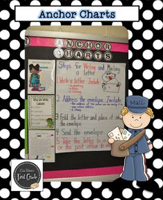Letter Writing Unit: Teaching Letter Writing Through Picture Books