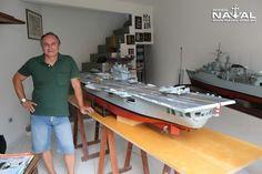 Scapaflow Modelismo Naval - 5 Gilberto Pessina