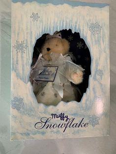 "NABCO 1993 Muffy Vanderbear /""Snowflake/"" NIB"