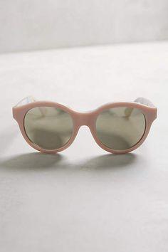 Super Mona Ferragosto Sunglasses - anthropologie.com