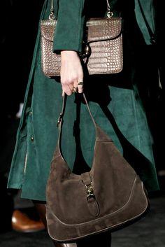 Gucci Fall 2011 Ready-to-Wear Fashion Show - Natasha Poly