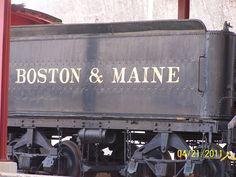 Railroad Boston & Maine