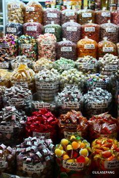 candies in vietnam