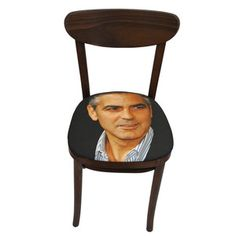 Sit On My Face George Clooney now featured on Fab.