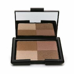 e.l.f. Studio Bronzer, Golden || Skin Deep® Cosmetics Database | Environmental Working Group Score 2
