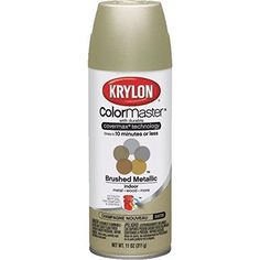 Krylon K05125300 Brushed Metallic Aerosol Spray Paint 11-Ounce Champagne New Home Comforts http://www.amazon.com/dp/B0161N1V6G/ref=cm_sw_r_pi_dp_HIIfxb1E0734Z