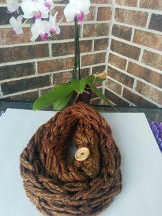 Crochet bufandas 20$