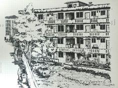정릉 스카이아파트sky apartment