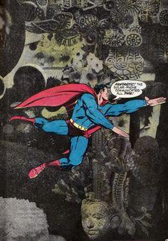 Superman by Jack Kirby