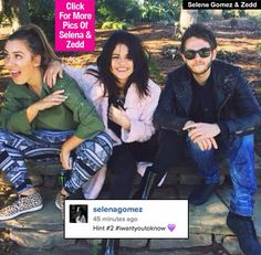 Selena Gomez & Zedd: Their New Song Together Revealed?