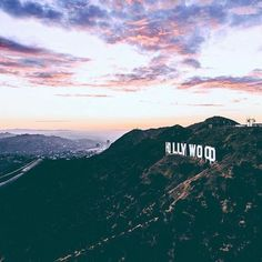 Hollywood uploaded by 𝑎𝑑𝑣𝑒𝑛𝑡𝑢𝑟𝑒 💫 on We Heart It Oh The Places You'll Go, Places To Travel, Places To Visit, Voyager C'est Vivre, Magic Places, To Infinity And Beyond, Roadtrip, Adventure Is Out There, Belle Photo