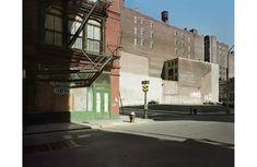 Grand Street at Mercer Street, New York, New York, February 24, 1974 © Stephen Shore