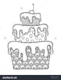 Bildergebnis für zentangel cake