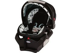 Graco SnugRide Classic Connect 35 Infant Car Seat - Hathaway 1814656 *the connect, only one to go with stroller. Baby Car Mirror, Baby Cereal, Getting Ready For Baby, Baby Footprints, Baby Boy Newborn, Baby Boys, Baby Gear, Future Baby, New Baby Products