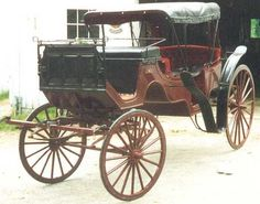 Victorian Era Carriages | Victorian Carriage makes an excellent prop for your historical ...